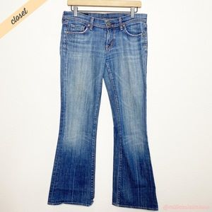[CoH] Stretch Ingrid #002 Low Waist Flare Jeans